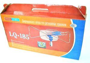 TV-Antenna-Television-Outdoor-Interior-Amplified-LQ-185-Hsb