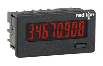 100% QualitäT Red Lion 8 Zahl, Lcd, Gegenmutter, 9 Â ?? 28 V Dc Durchblutung Aktivieren Und Sehnen Und Knochen StäRken