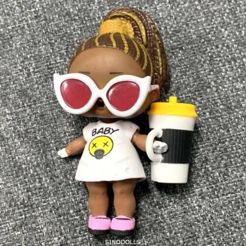 LOL Surprise Doll FIERCE BABY Sis BIG Sister Underwraps CHEETAH GIRL toys