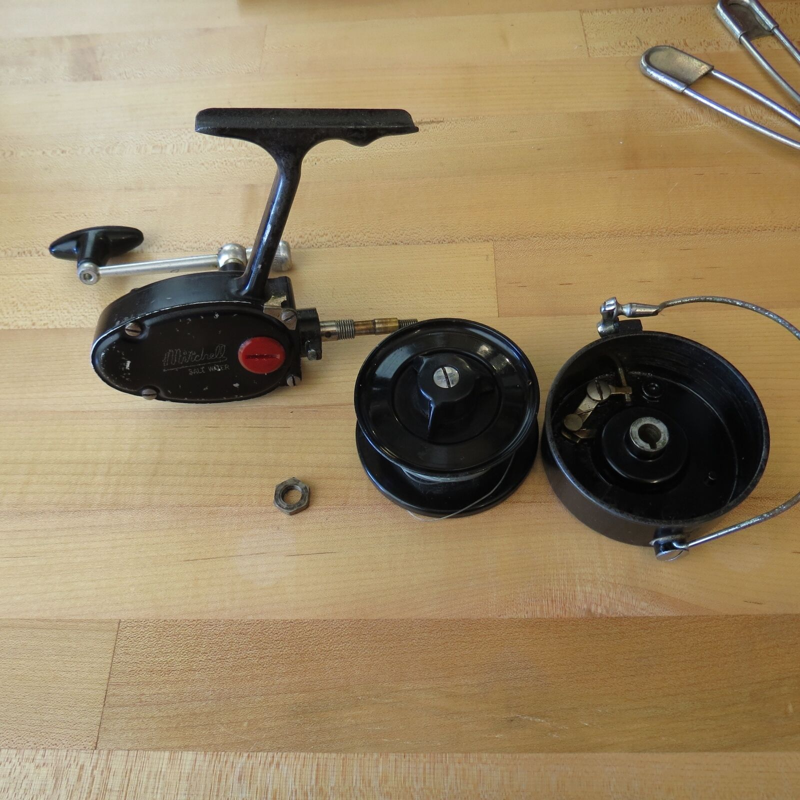 Mitchell Saltwater fishing reel  (lot)  with 100% quality and %100 service