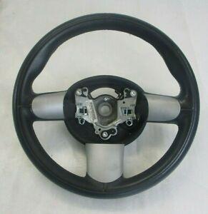BMW-Mini-R50-R52-R53-Facelift-3-hablo-volante-de-Deportivo-Cuero-Genuino-Usado