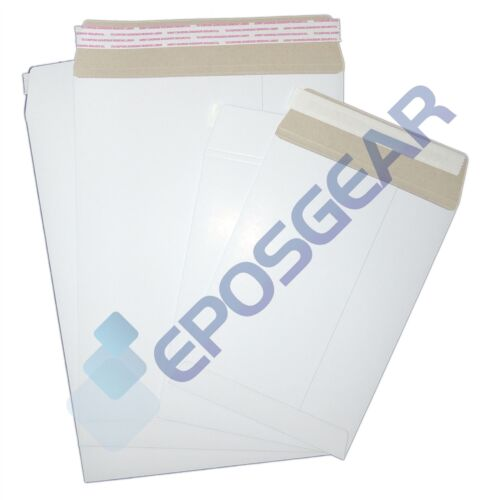 200 x A4//C4 White All Board Calendar Card Envelopes Peel /& Seal 324mm x 229mm