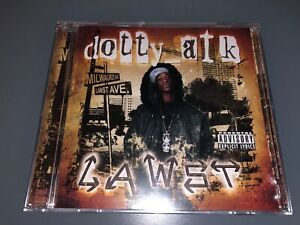 CD-DOTTY-ATK-Lawst-2003-Mil-Ticket-Records-Sealed-Milwaukee-Rap-G-Funk