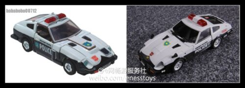 DETAILS STICKER SET FOR MP17 Prowl Police NEW