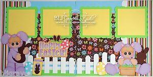 CraftEcafe-Premade-Scrapbook-Page-Paper-Piecing-Easter-Bunny-BLJgraves-63