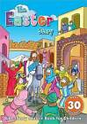 The Easter Story Sticker Book: Bible Story Sticker Book for Children by Harvest House Publishers (Paperback, 2015)