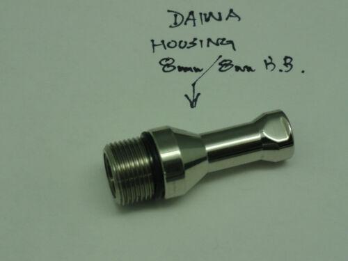 UJ T052 T-bar handle knob direct fit DAIWA SALTIST SALTIGA CON//SPINNING reel RED