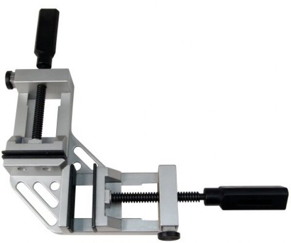 Right Angle Clamp, Hand Tools Aluminum Cabinets Nailing Welding Screwing Dad NEW