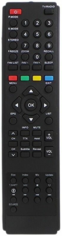REPLACEMENT BAUHN REMOTE CONTROL RC-110 RC110 suits AX-42FD1 AX42FH1 NEW