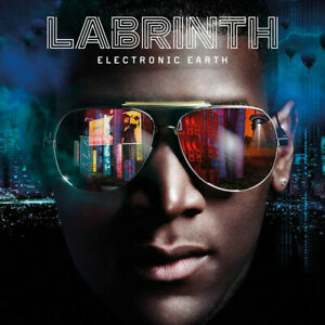 Labrinth-Electronic-Earth-CD-Syco-Music-2012-USED