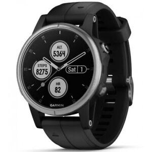 """Wearable Garmin FENIX 5S PLUS GPS 1.2"""" 65G 16GB 47MM, Relojes y Pulseras Deporti"""