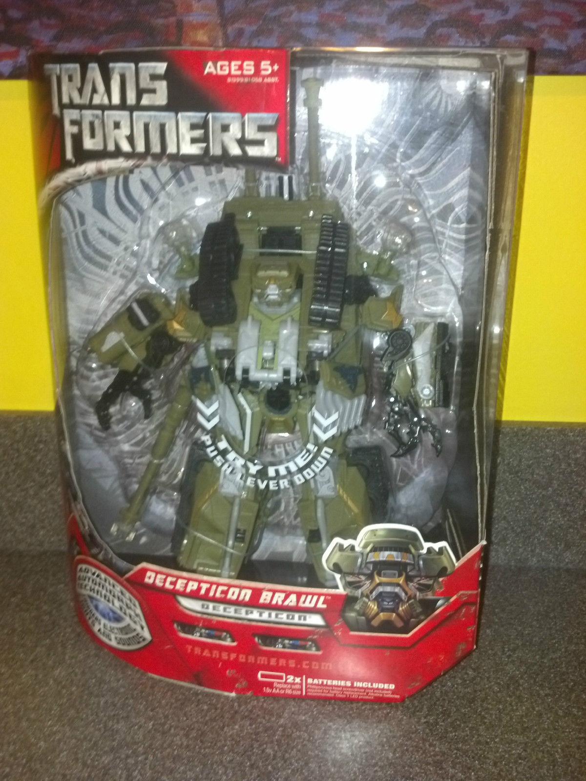Decepticon Brawl Leader classee Transformers azione cifra NIB  2007  ordinare on-line