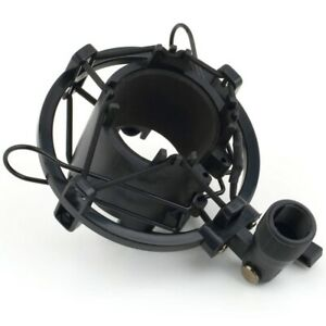 Anti-Vibration-Mic-Microphone-Holder-Cradle-Shockmount-45mm-51mm-Mic-M011