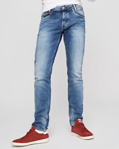 JEANS SPIKE REGULAR FIT REGULAR WAIST