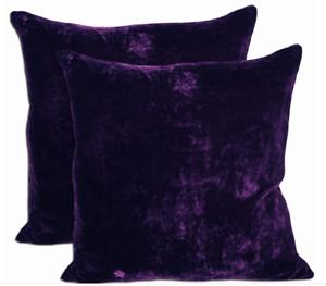 Details About Throw Pillows For Girls Kids Decorative Purple Duck Feather Almohadas Para Ninas