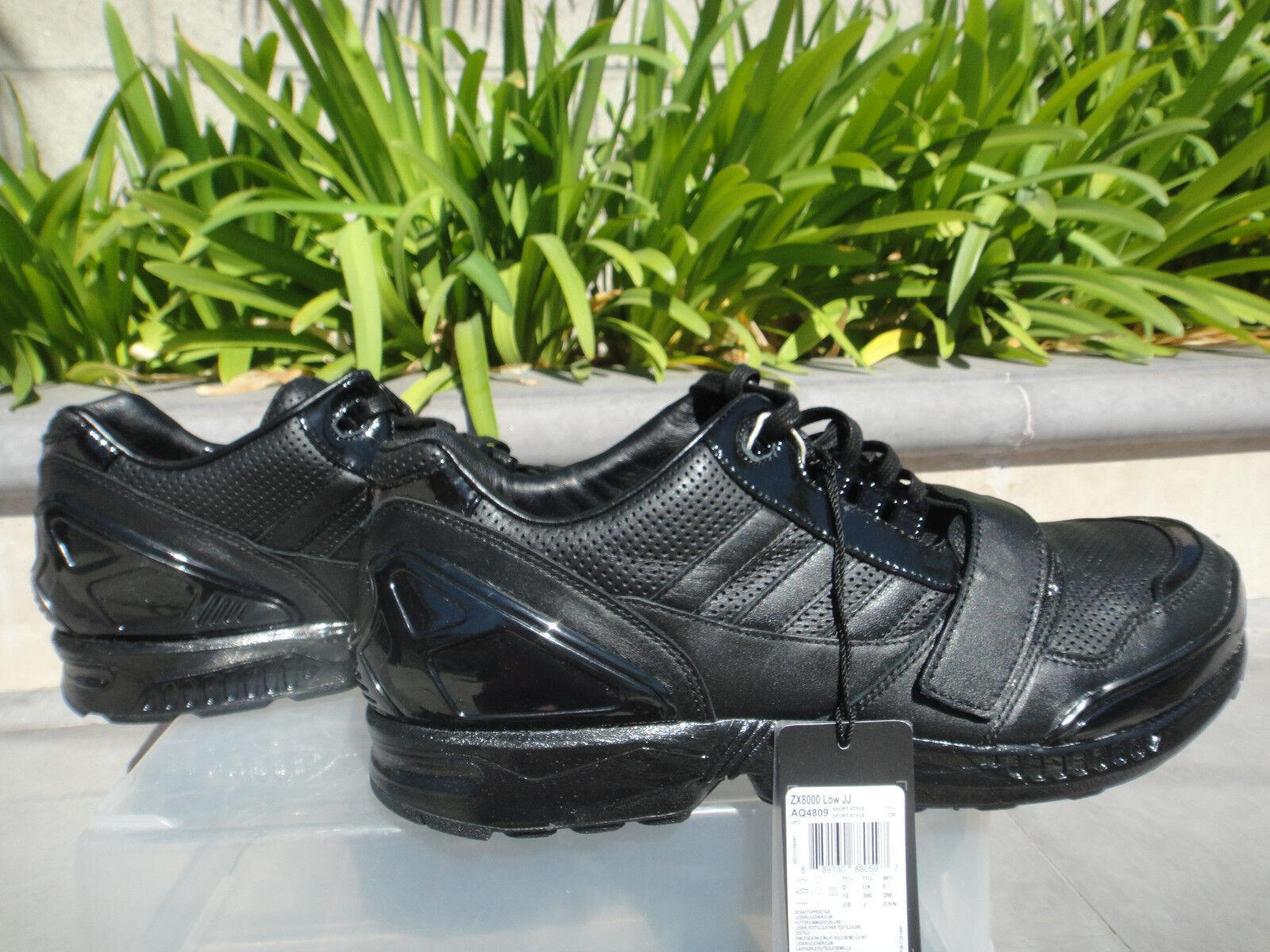 Adidas X Juun.J Sneakers, ZX8000 Low JJ Leather Torsion Men's US Sz 11.5M or 12M