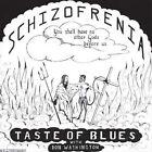 Schizofrenia by Taste of Blues (CD, Feb-2011, Transubstans)