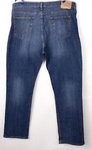Levi's Strauss & Co Hommes 752 Droit Jambe Slim Stretch Jean Taille W42 L34