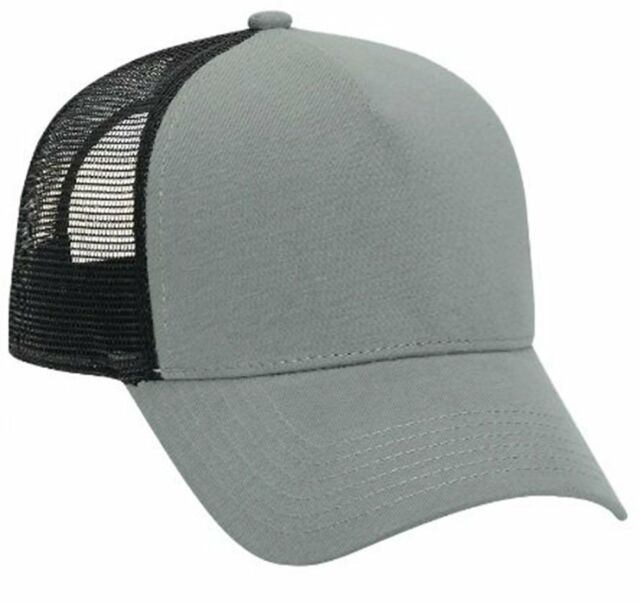 JUSTIN BIEBER TRUCKER HAT Perse alternative GRAY BLACK similar look flannel  grey 122d0efb709