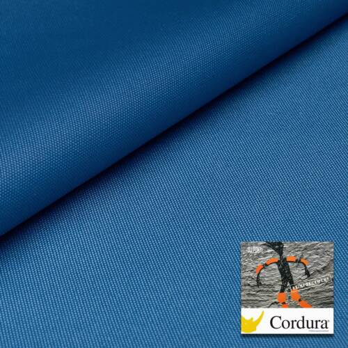 Tela de poliamida muy robusta Por metro azul medio Yukon Cordura®