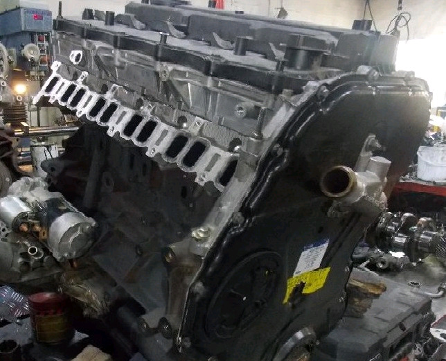 FORD Ranger Ecoboost and Ecosport Engines and Parts