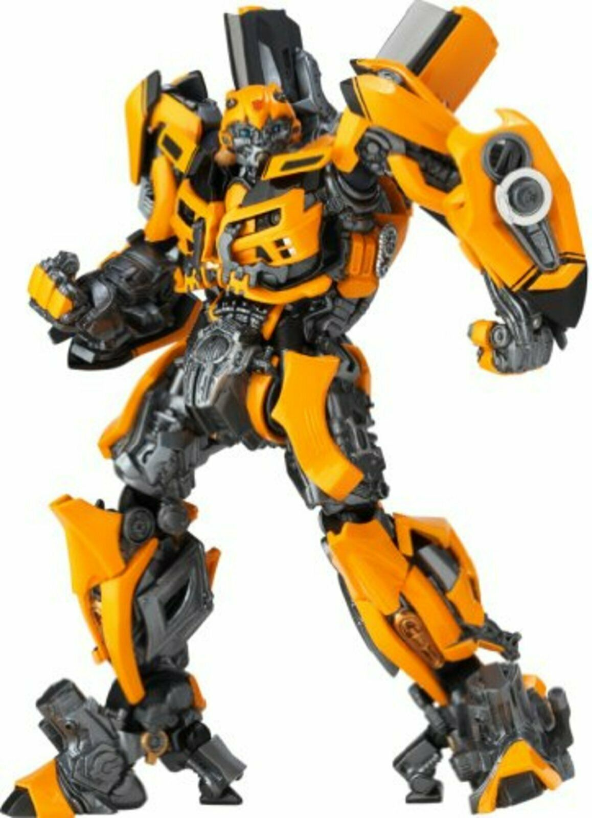 Tokusatsu Revoltech No.038 Transformers Dark Of The Moon Bumblebee Figurine F S