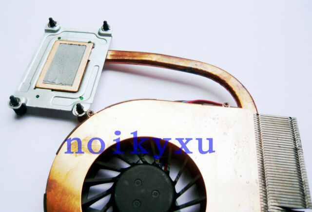 New For HP G6-1C00 G6-1D00 CPU Fan W// Heatsink Part No:641024-001 4 PIN
