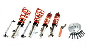 V-MAXX ADJUSTABLE COILOVER KIT FOR MINI COOPER  R50 & R53 + SPACERS + END LINKS