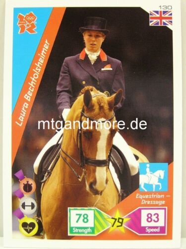 Adrenalyn XL londres 2012 #130 Laura bechtolsheimer-Olimpia