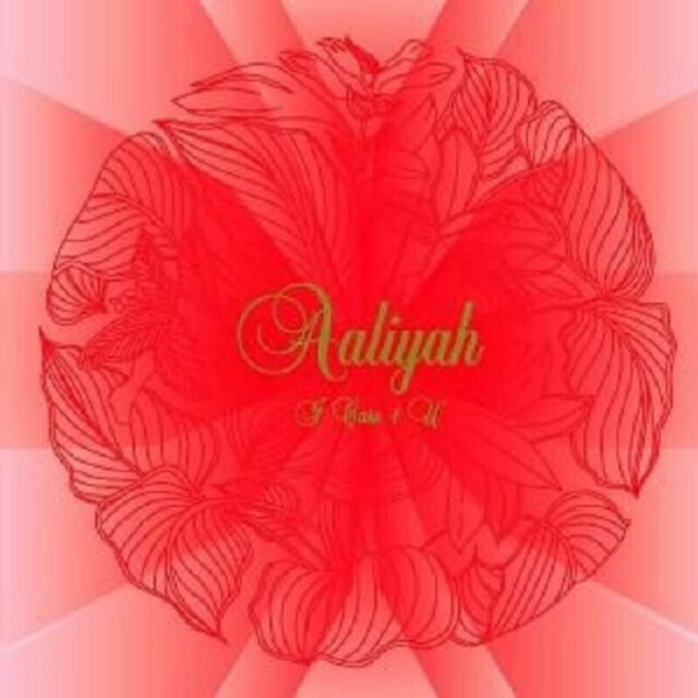 "AALIYAH ""I CARE FOR YOU"" CD NEUWARE"