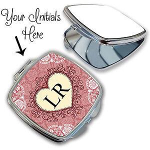 Wedding Compact Mirror Handbag Novelty