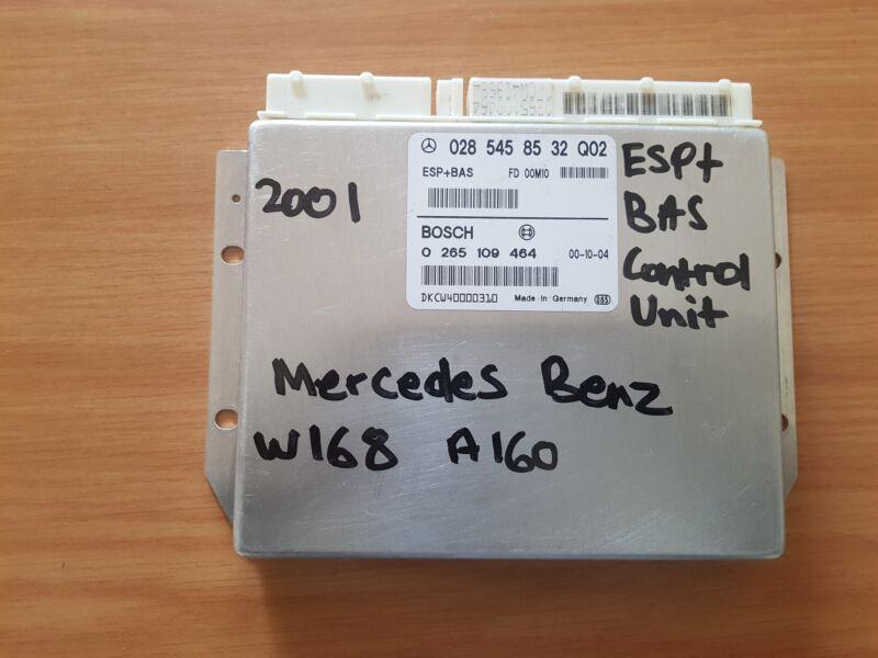 Mercedes-Benz W168 A160 2001 Bosch ESP +BAS Control Unit