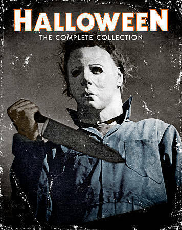 Halloween: The Complete Collection (Blu-ray Disc, 2014, 10-Disc Set, Subtitled)