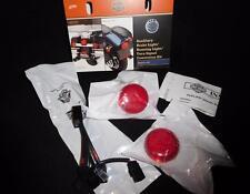 NEW OEM HARLEY 2014+ SPORTSTER XL BRAKE RUNNING TURN SIGNAL INDICATOR LIGHT KIT