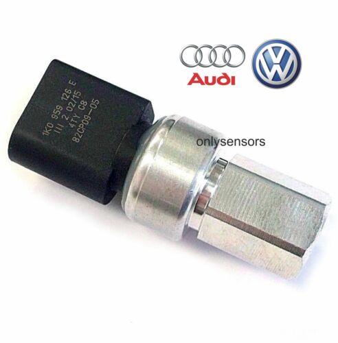 GENUINE Air Con Conditioning Pressure Sensor AUDI SEAT SKODA VW  1K0959126E