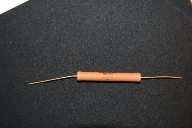 3.32 ohm  1//4 watt 1/% Metal Film Resistors 100pcs