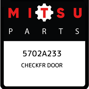 5702A233-Mitsubishi-Checkfr-door-5702A233-New-Genuine-OEM-Part