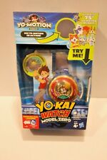NIB YO-KAI WATCH - MODEL ZERO YO-MOTION Sn 2 Exclusive Yokai Medals Hasbro 2016