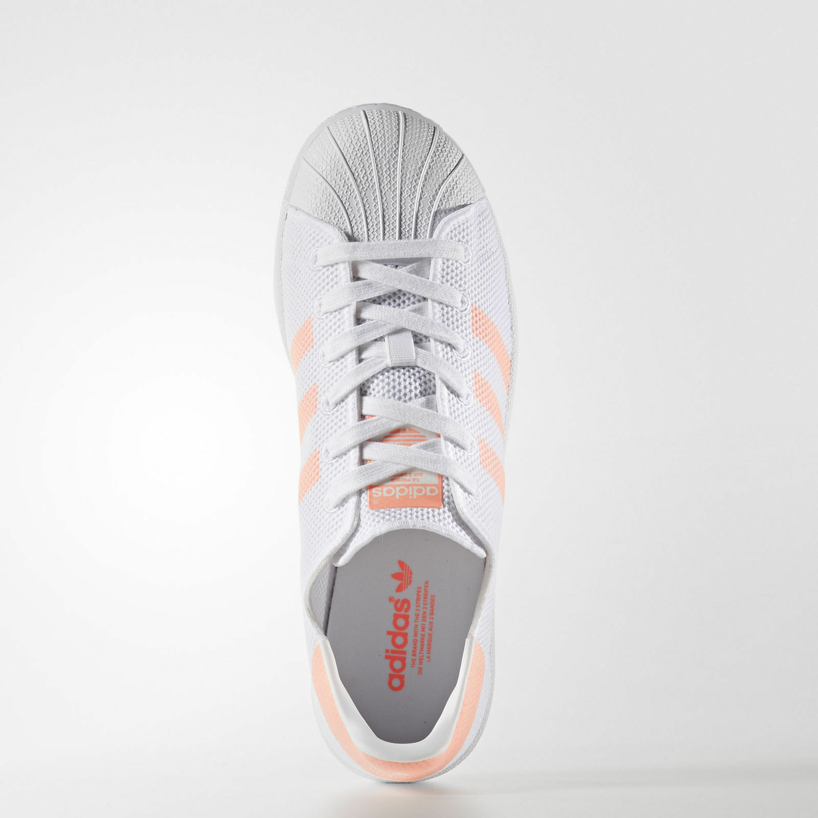 Adidas superstar scarpe originali ba7736 scarpe da donna bianca di 8 | Primo nella sua classe  | Uomini/Donna Scarpa