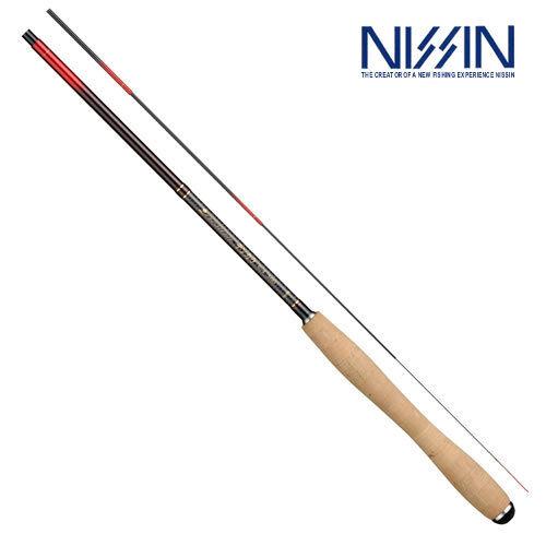 NISSIN Zerosum TENKARA 6 4 3207 Telescopic Fly Tenkara Rod New