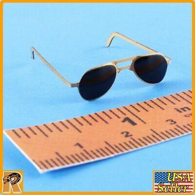 1//6 Scale Metal Sunglasses V1018 Vortoys Action Figures