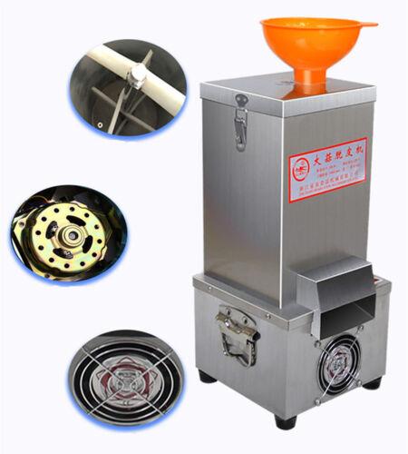 25kg//h ménage /& Commercial Electric ail éplucheur peeling machine 220 V