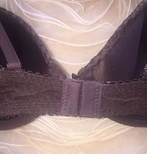 UNDERWIRED BNWT M/&S BROWN BODY BRA LIGHTLY PADDED SIZE 32A RRP £12