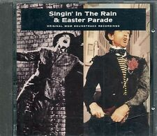 CD BOF / OST 18 TITRES--SINGIN' IN THE RAIN & EASTER PARADE--KELLY/ASTAIRE