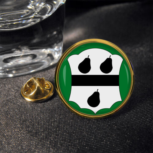 Worcestershire County Cricket Lapel Pin Badge Gift