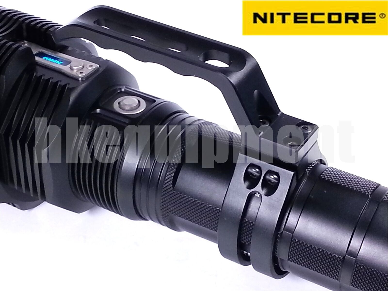 Nitecore NHM10 TM Flashlight Mount TM06, TM11, TM15, TM26, TM28, TM36