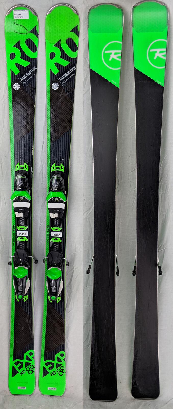 2017-18 Rossignol Experience 88 HD 156cm Skis w/NX12 Dual Dual Dual WTR - USED - Standard 5dcdea