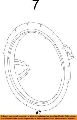 GM OEM-Fan Shroud 23358526