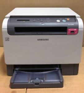 NEW DRIVER: SAMSUNG PRINTER CLX-2160