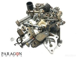 02-6-96-08-Honda-CR80-CR85-CR-80-85-Body-Bolts-Nuts-Washers-Brackets-Exhaust